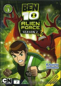 Watch Movie Ben 10 - Season 2