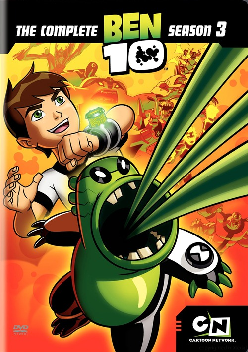 Watch Movie Ben 10 - Season 3