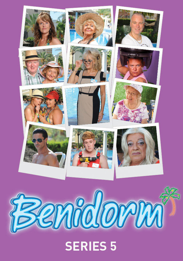 Watch Movie Benidorm - Season 5