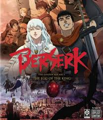 Watch Movie Berserk: The Golden Age Arc I - The Egg Of The King