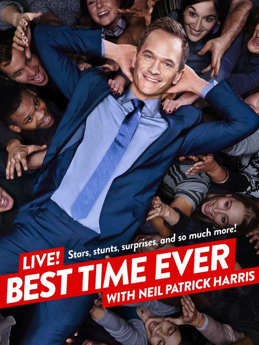 Watch Movie Best Time Ever With Neil Patrick Harris - Season 1