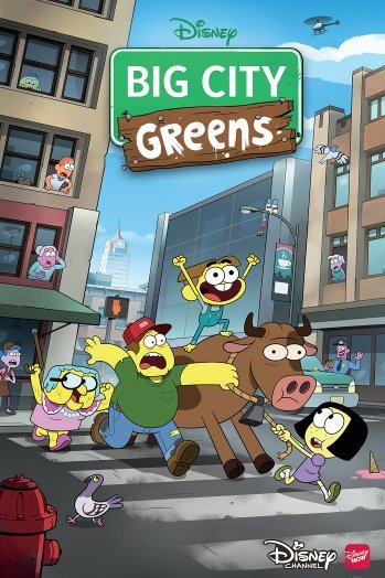 Watch Movie Big City Greens - Season 2
