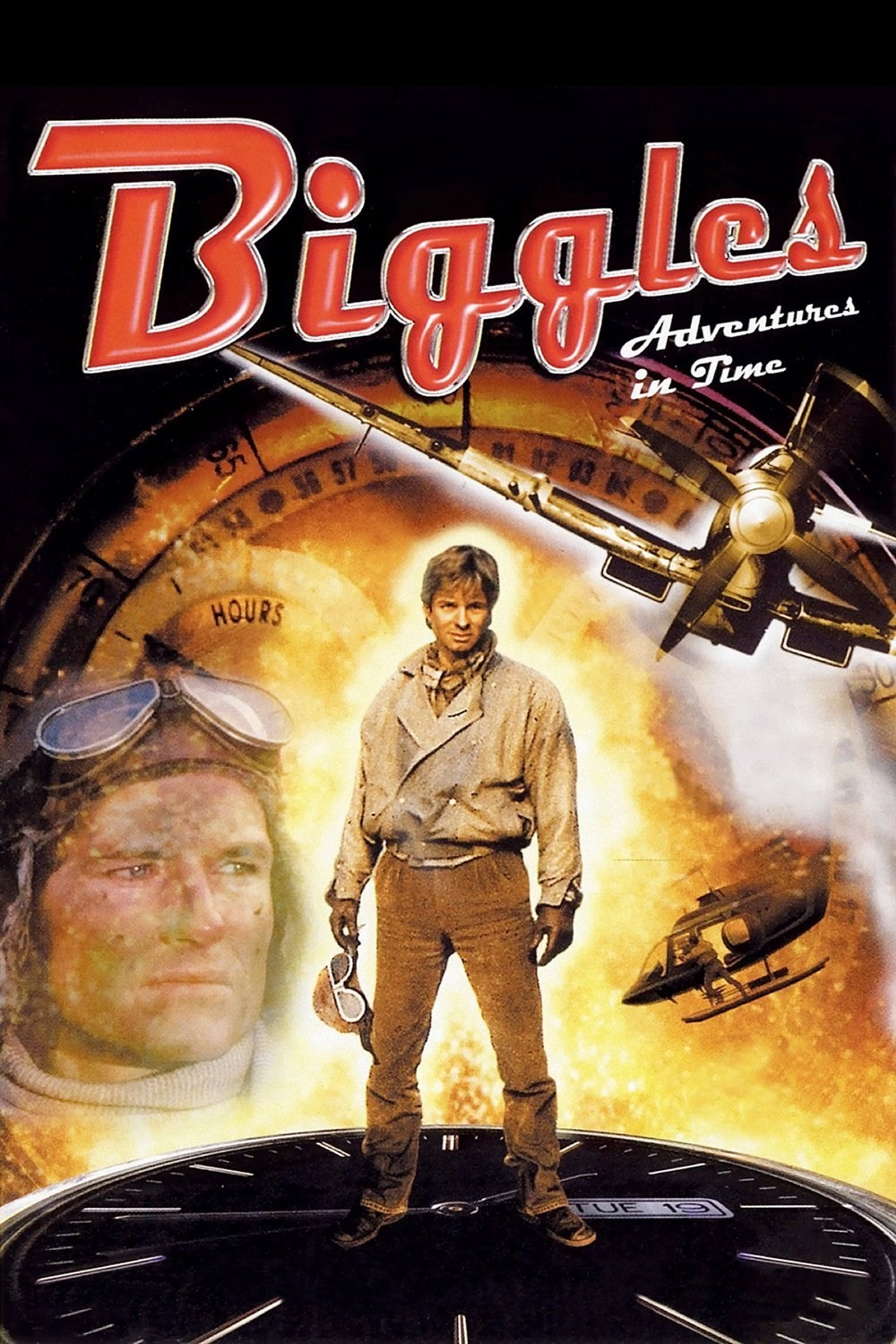 Watch Movie Biggles: Adventures in Time