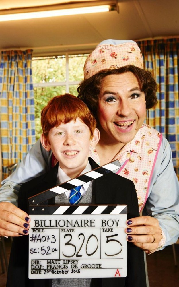 Watch Movie Billionaire Boy