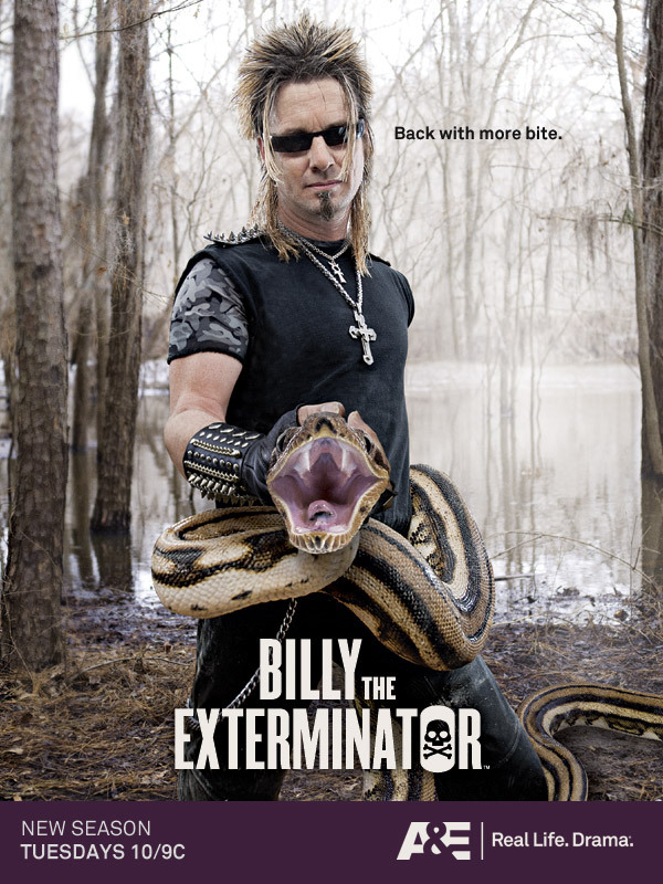 Watch Movie Billy the Exterminator - Season 3