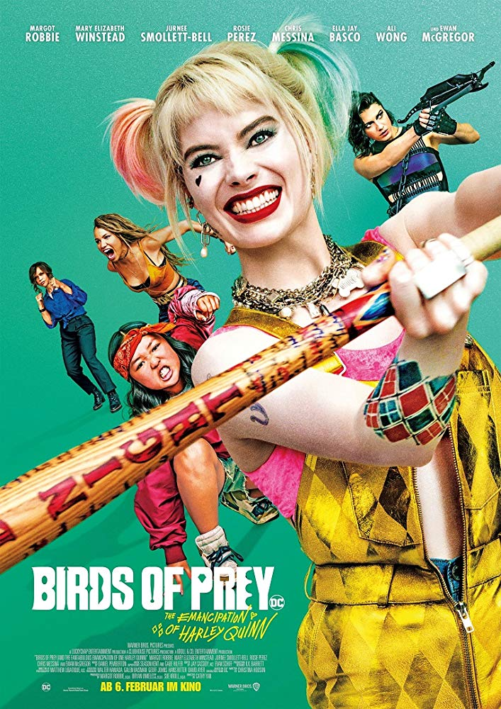 Watch Movie Birds of Prey