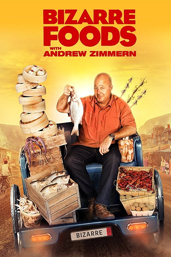 Watch Movie Bizarre Foods with Andrew Zimmern - Season 3