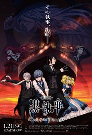 Watch Movie Black Butler: Book of the Atlantic