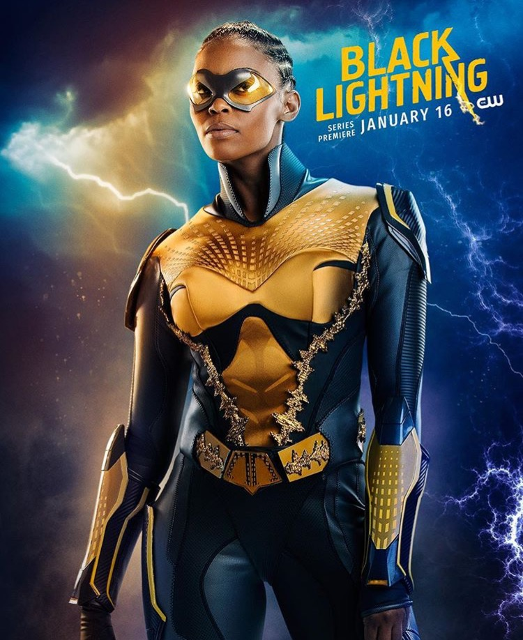 Watch Movie Black Lightning - Season 2
