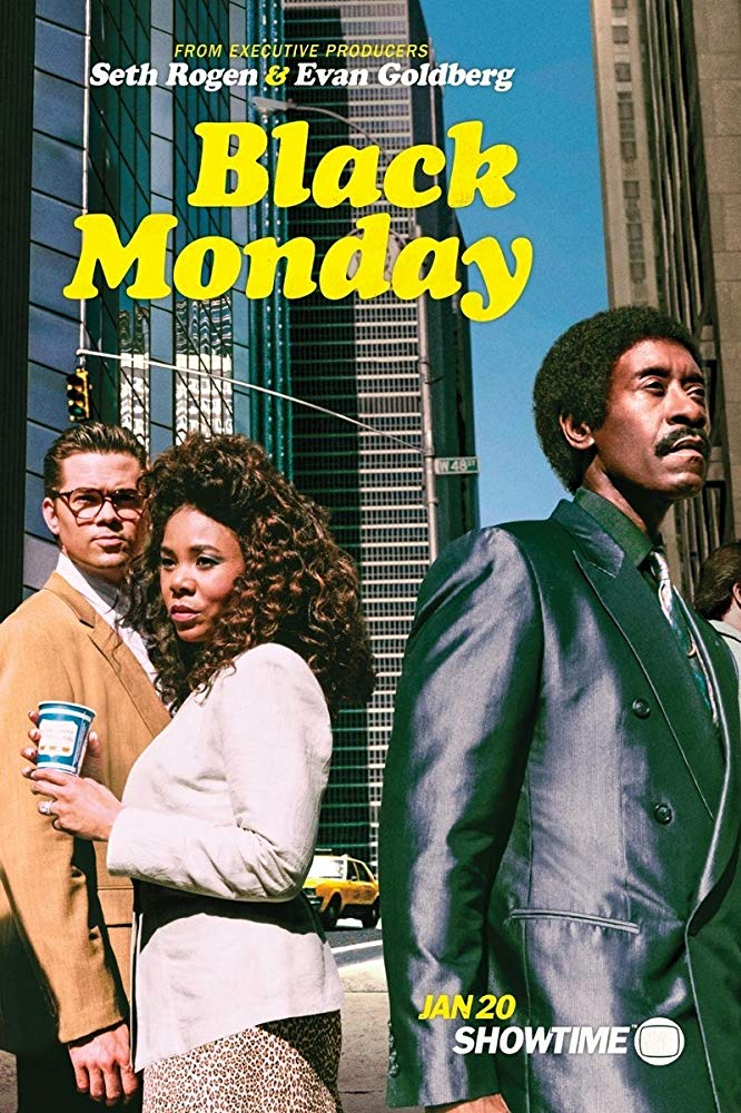 Watch Movie Black Monday - Season 1