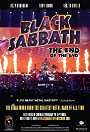 Watch Movie Black Sabbath The End of the End