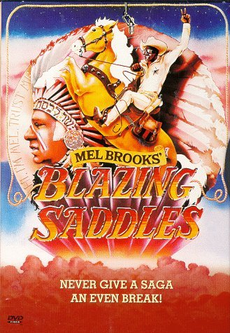 Watch Movie Blazing Saddles