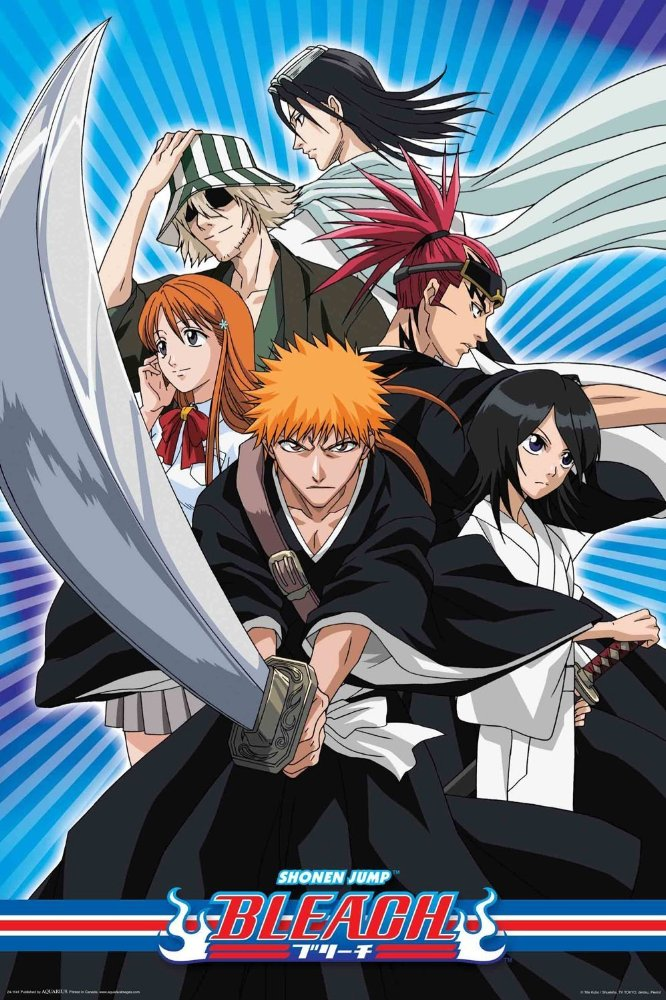 Watch Movie Bleach - Season 10 (English Audio)