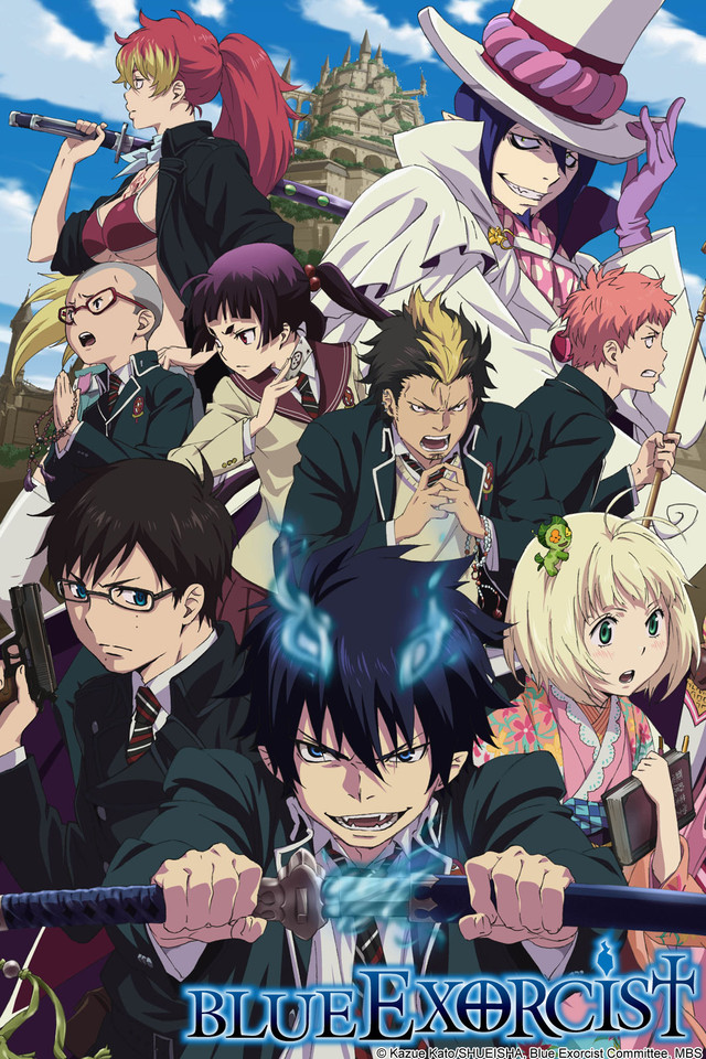Watch Movie Blue Exorcist