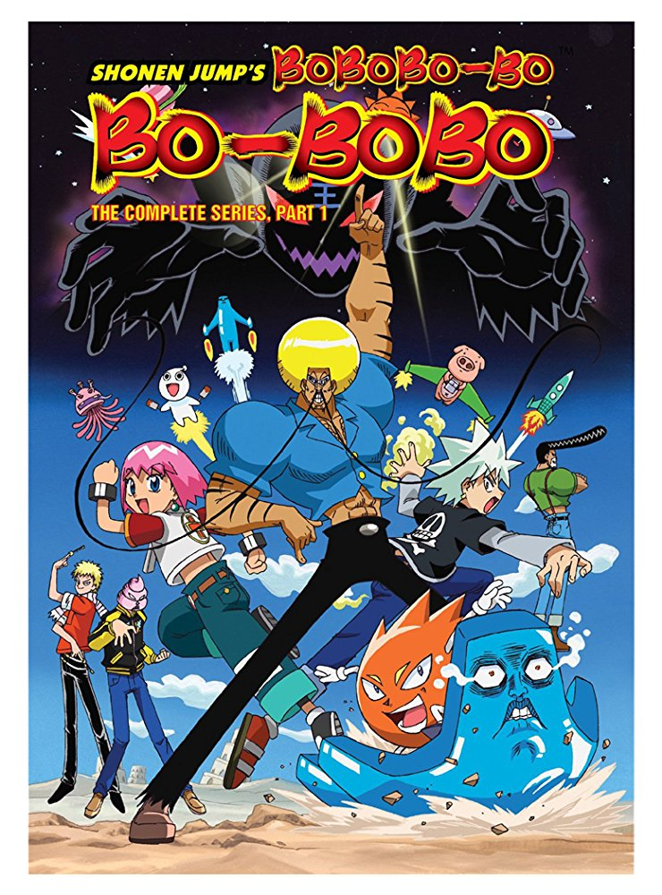 Watch Movie Bobobo-bo Bo-bobo