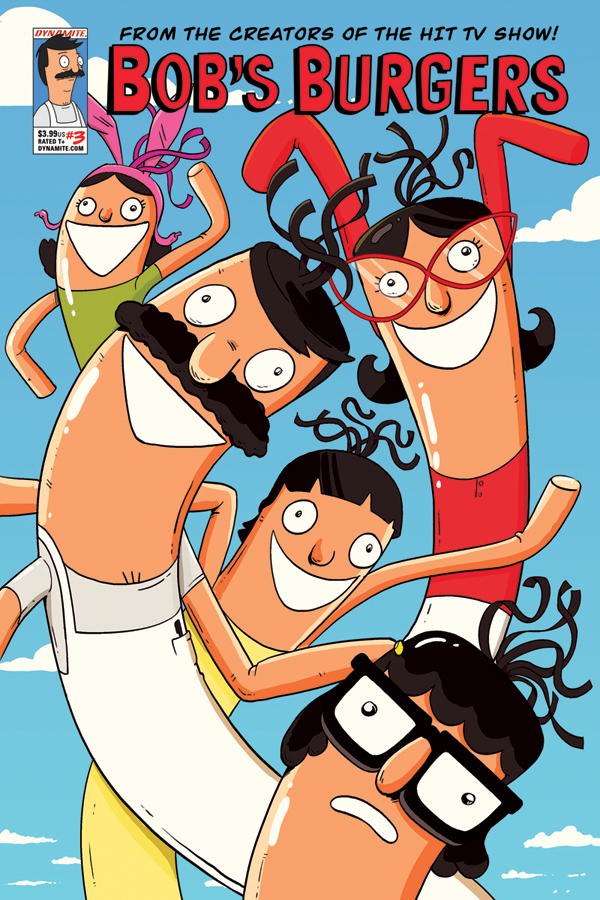 Watch Movie Bobs Burgers - Season 3