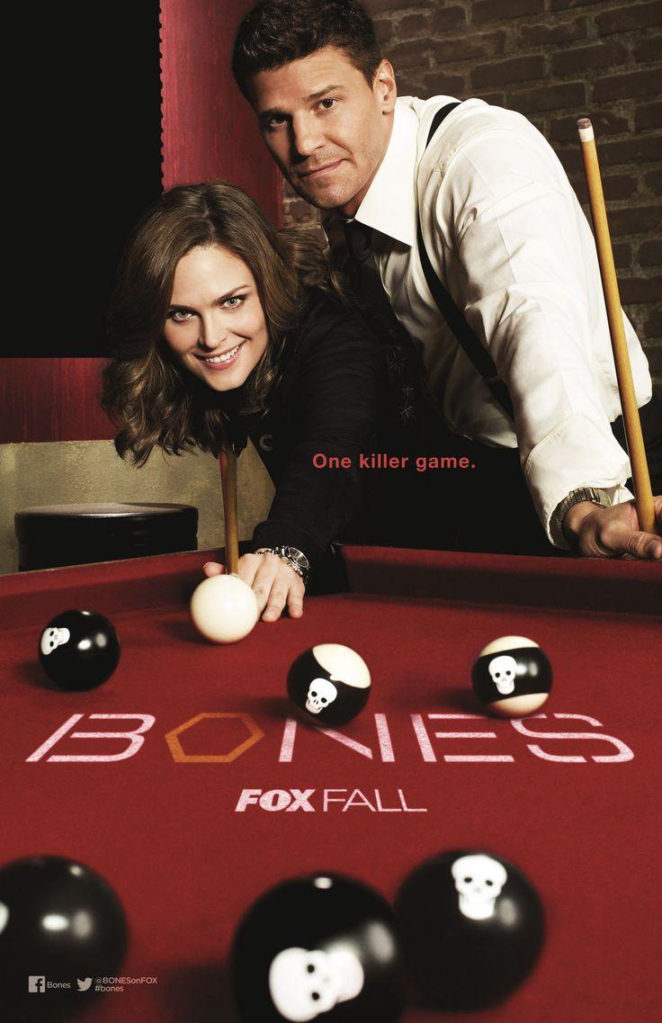 Watch Movie Bones - Season 11