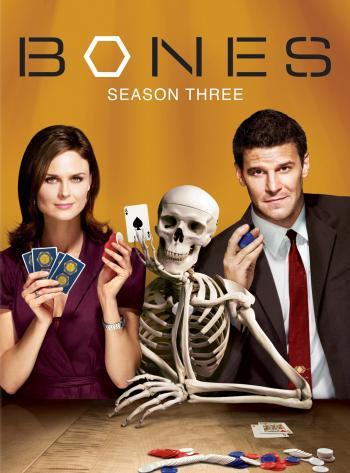 Watch Movie Bones - Season 3