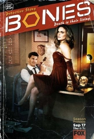Watch Movie Bones - Season 5