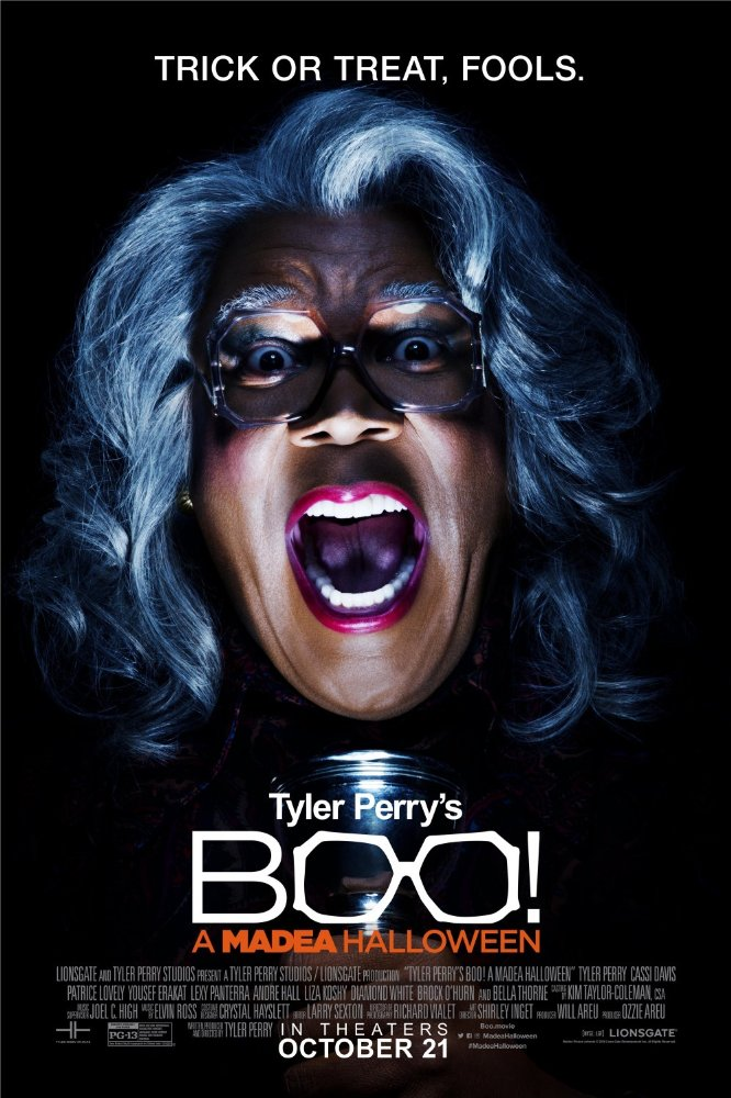 Watch Movie Boo! A Madea Halloween