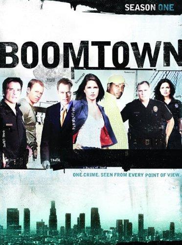 Watch Movie Boomtown - Season 2