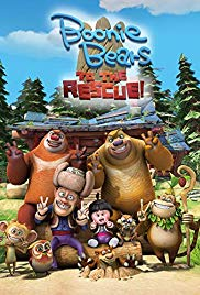 Watch Movie Boonie Bears: To the Rescue