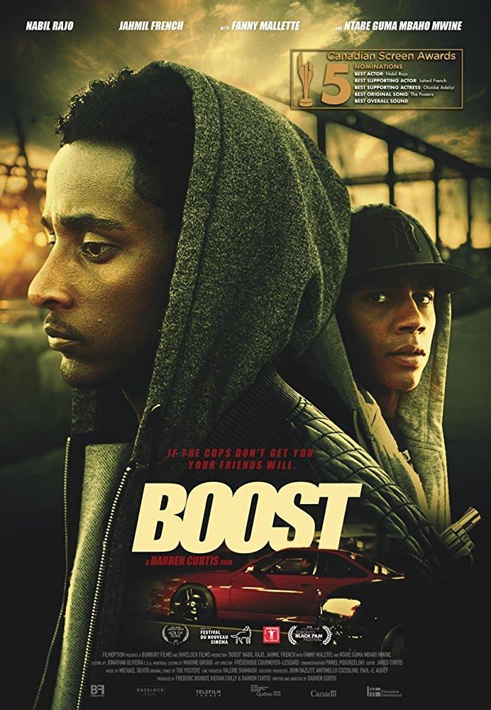 Watch Movie Boost (2017)