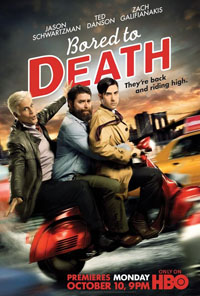 Watch Movie Bored to Death - Season 2