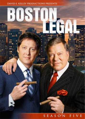 Watch Movie Boston Legal - Season 1