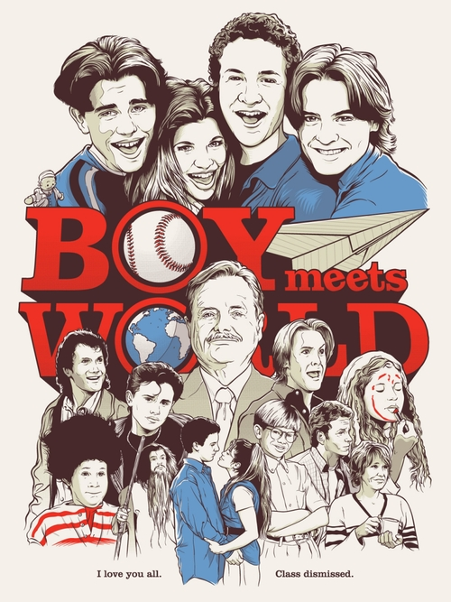 Watch Movie Boy Meets World - Season 2