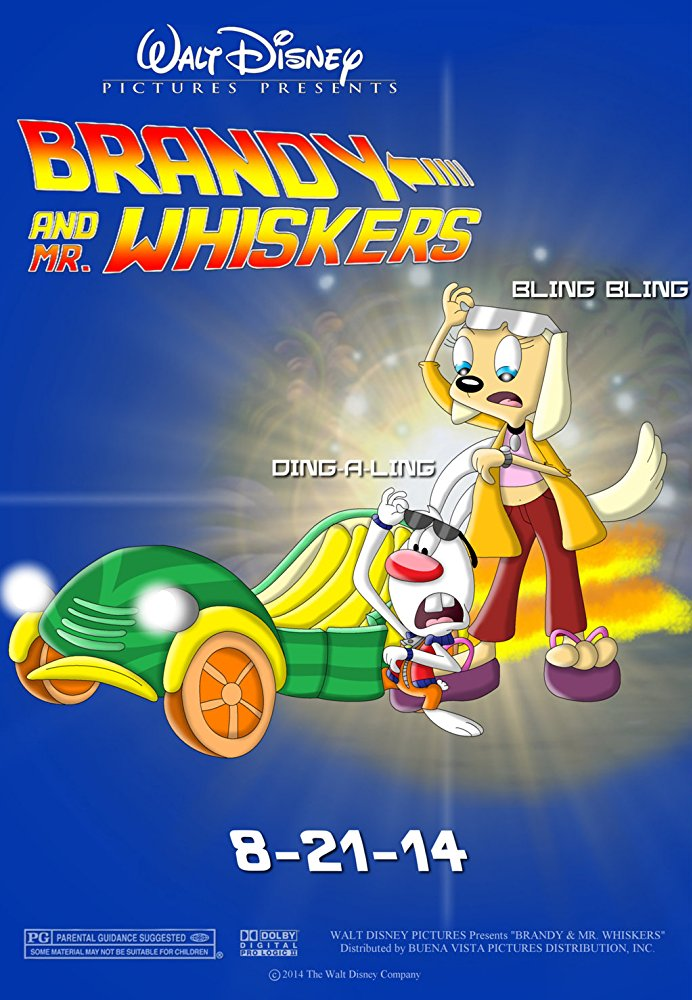 Watch Movie Brandy & Mr. Whiskers - Season 2