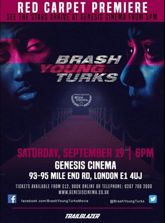Watch Movie Brash Young Turks