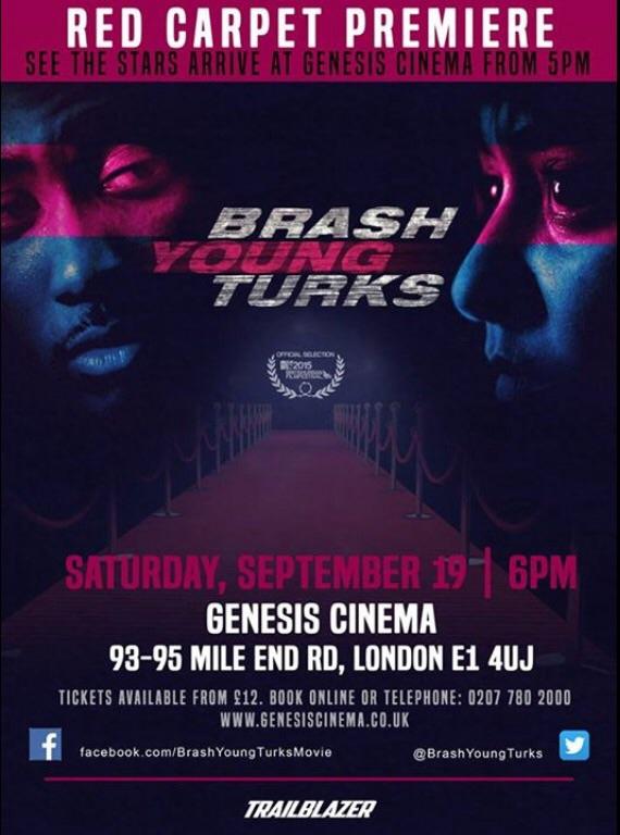 Watch Movie Brash Young Turks