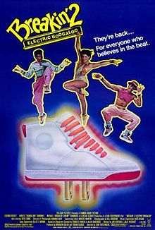 Watch Movie Breakin' 2: Electric Boogaloo