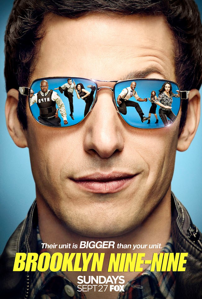 Watch Movie Brooklyn Nine-Nine - Season 3