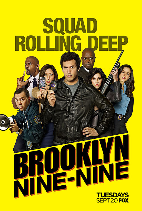 Watch Movie Brooklyn Nine-Nine - Season 4