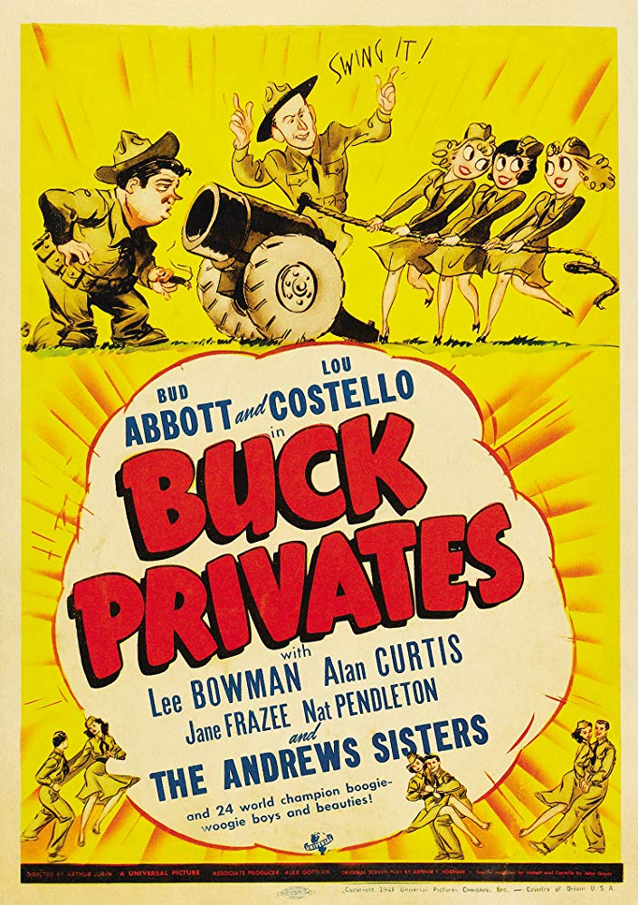 Watch Movie  Buck Privates