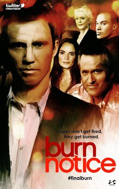 Watch Movie Burn Notice - Season 1