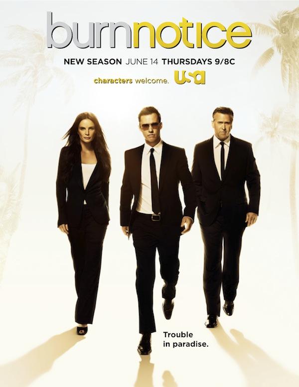 Watch Movie Burn Notice - Season 6