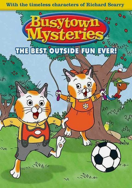 Watch Movie Busytown Mysteries