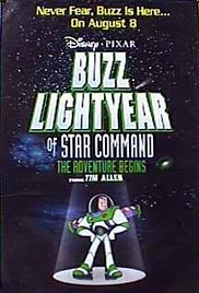 Watch Movie Buzz Lightyear of Star Command: The Adventure Begins