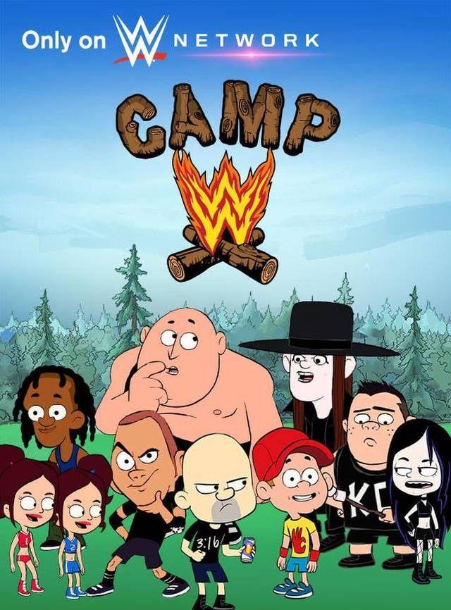 Watch Movie Camp WWE - Season 2