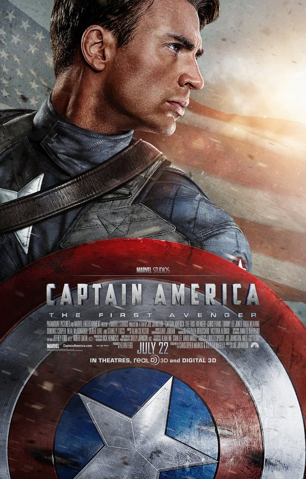 Watch Movie Captain America: The First Avenger