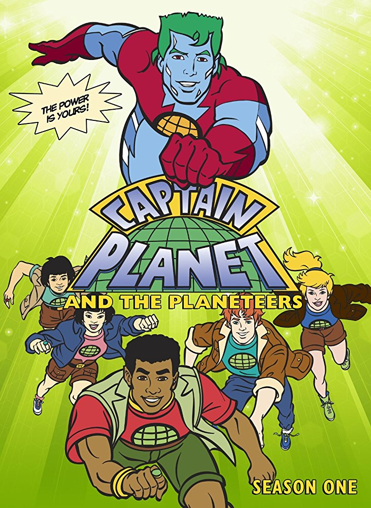 Watch Movie Captain Planet and the Planeteers - Season 1