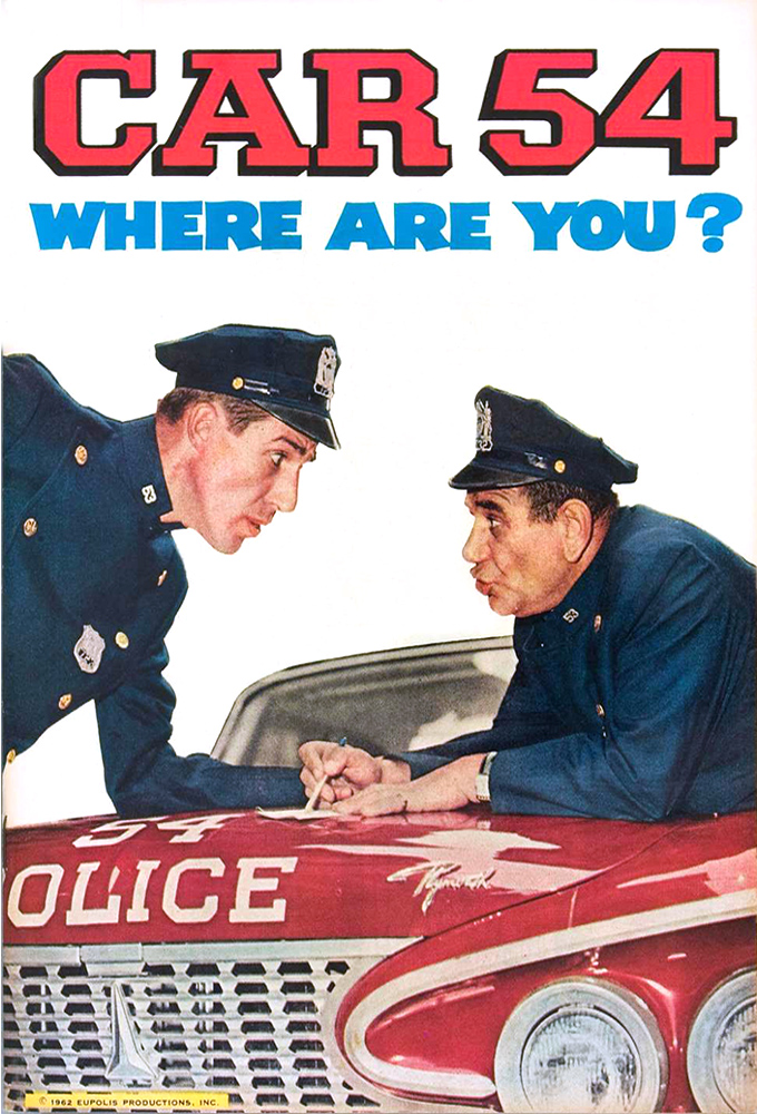 Watch Movie Car 54, Where Are You? - Season 1