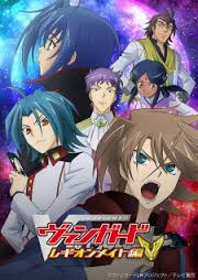 Watch Movie Cardfight!! Vanguard: Legion Mate-hen