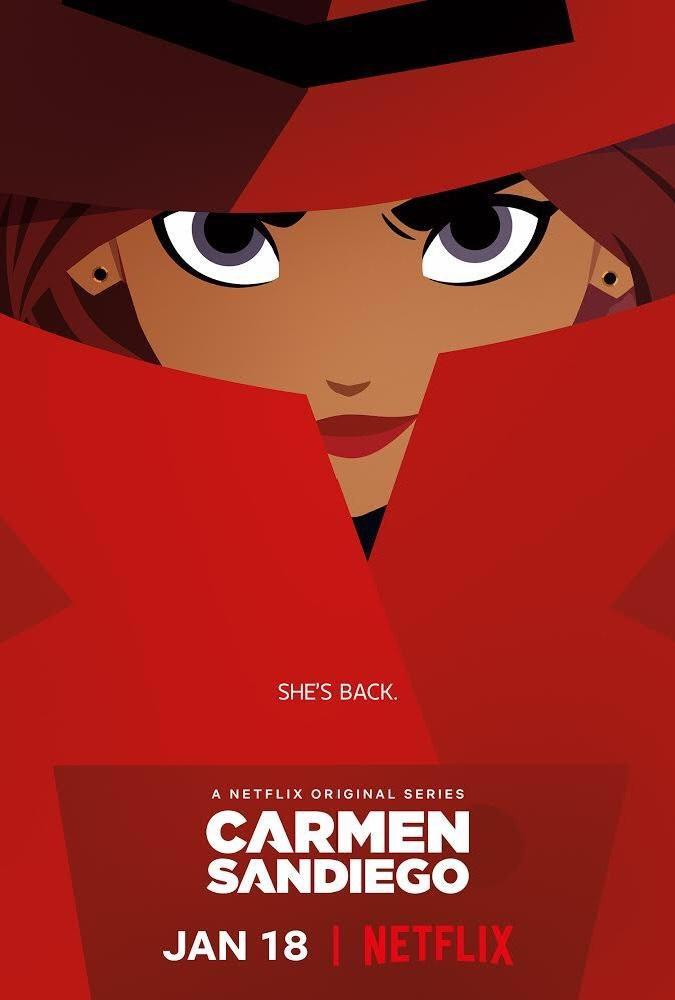 Watch Movie Carmen Sandiego - Season 2