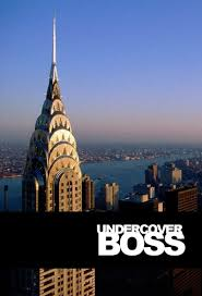 Watch Movie Celebrity Undercover Boss - season 1