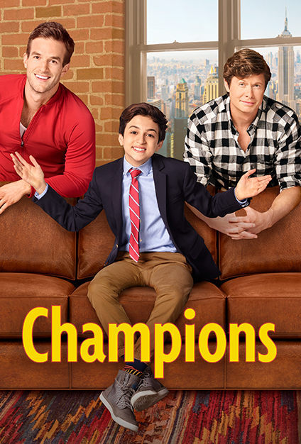 Watch Movie Champions - Season 1