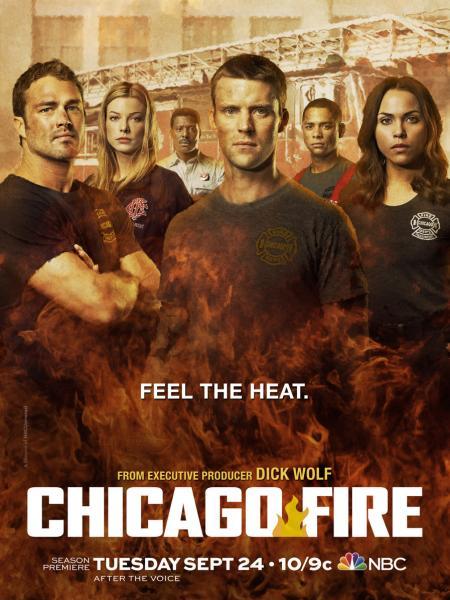 Watch Movie Chicago Fire - Season 2